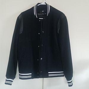 Men's H&M Varsity Jacket